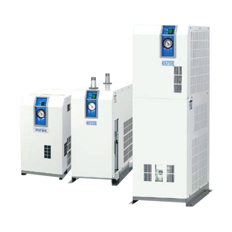Refrigerated Air Dryers (IDU E & IDF E/F/D)